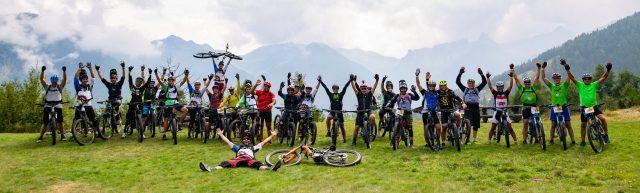 Valtellina E-Bike Festival - Trail Experience - gruppo