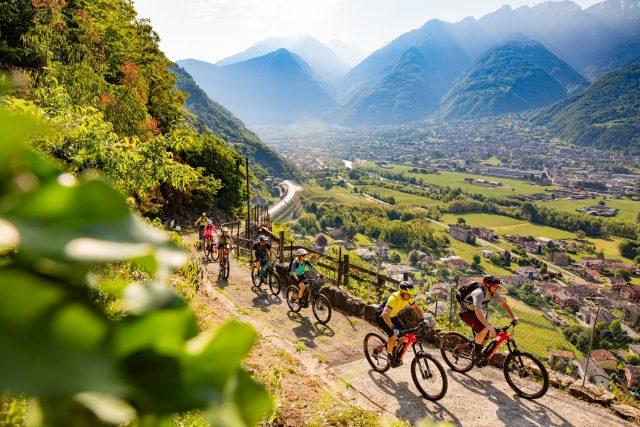 Valtellina Ebike Festival - Festival Ride