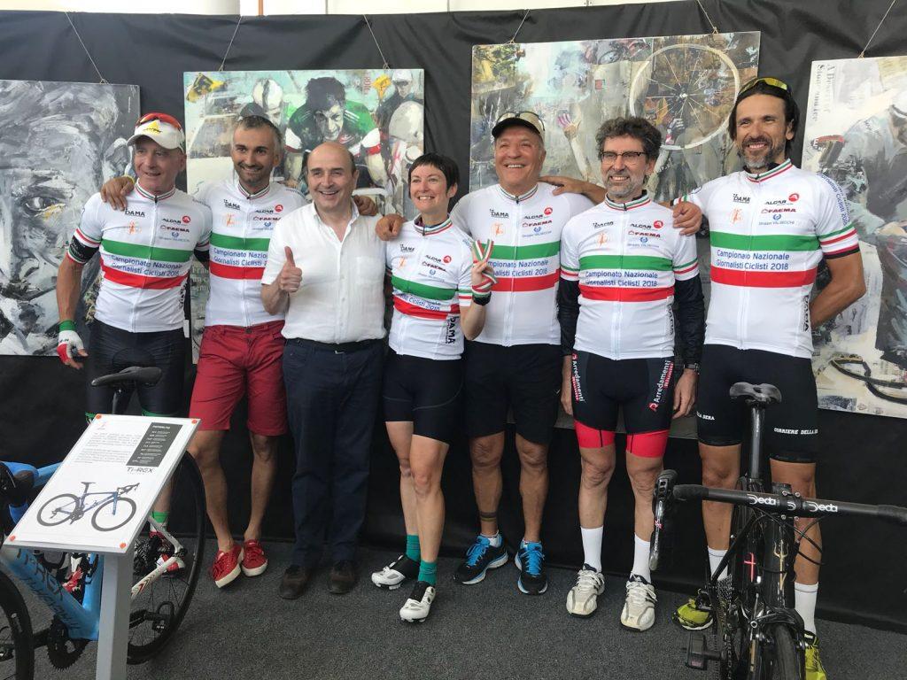 campionato italiano giornalisti a senigallia