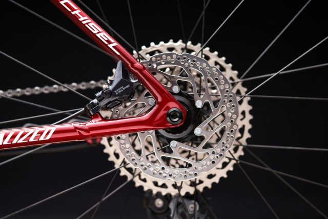 Specialized Chisel Comp - asse ruota