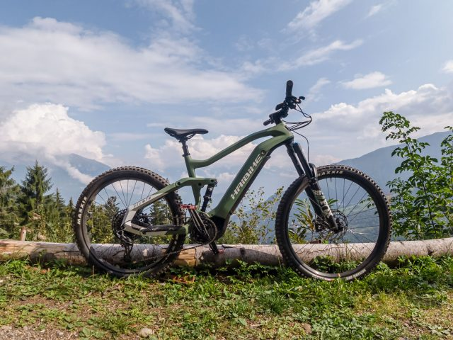 Valtellina E-Bike Festival - Trail Experience - Haibike AllMtn 6