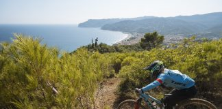 EWS Finale Ligure - Katy Winton
