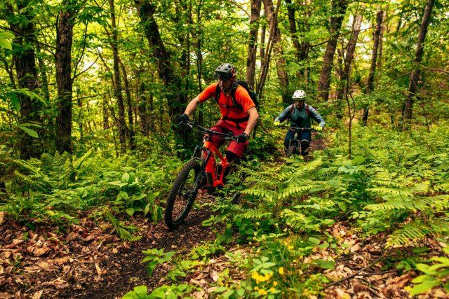 Valtellina Ebike Festival - Trail Experience
