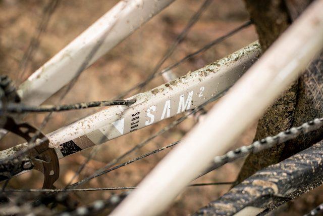 Focus Sam2 MY21 - Chainstay