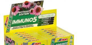 Proaction Immuno5 l'integratore che ci aiuta