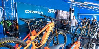Orbea Wild FS - stand