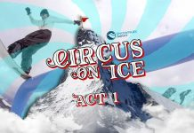 circus on ice roosty tootbrush