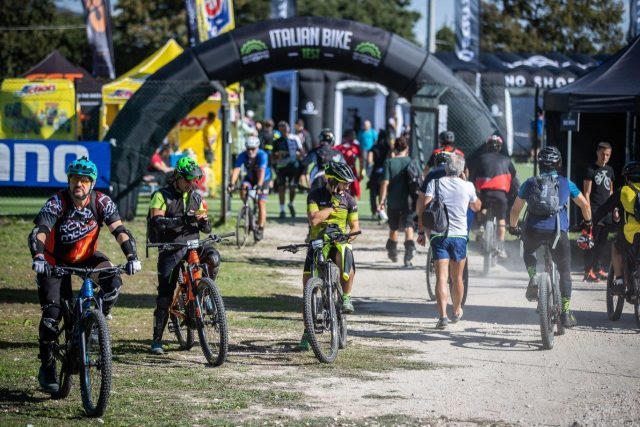 Shimano Italian Bike Test Imola - expo