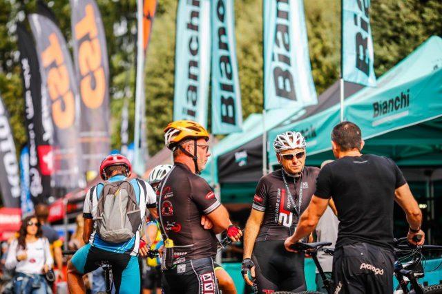 Shimano Italian Bike Test Imola - test