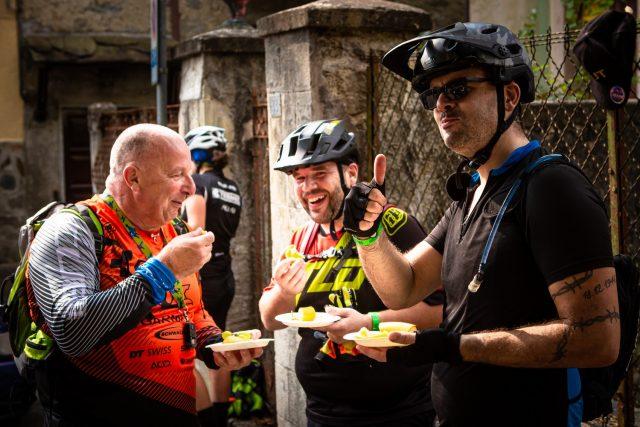 Valtellina E-Bike Festival - Trail Experience - degustazione