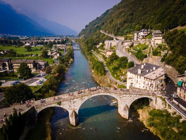 Valtellina E-Bike Festival - Trail Experience - ponte
