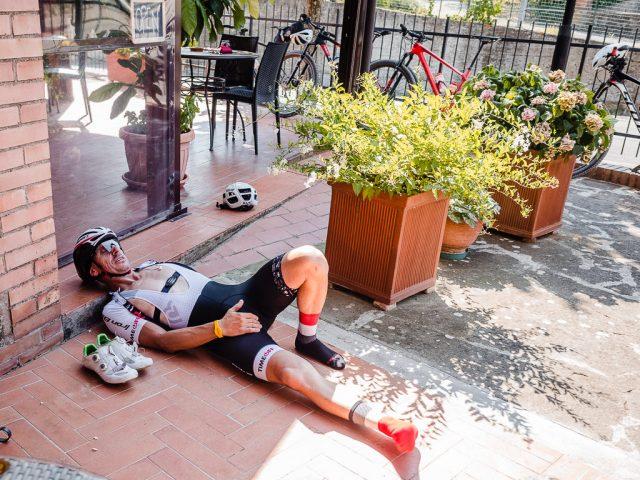 Strade Bianche bike trip di Simone Mescolini