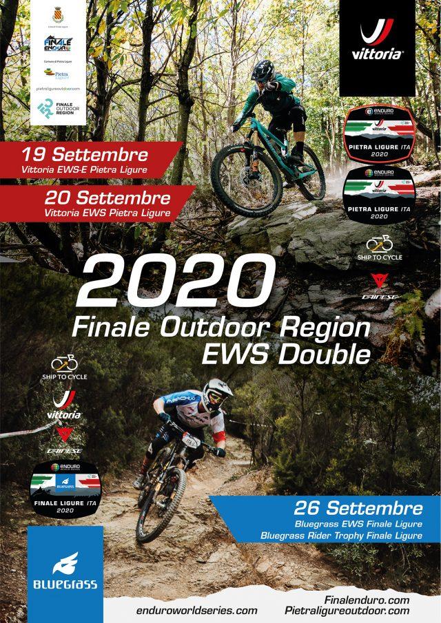 EWS Finale Outdoor Region locandina