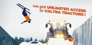 real skifi sciare trattore 2020