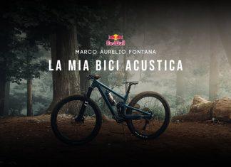 La mia bici acustica - cover