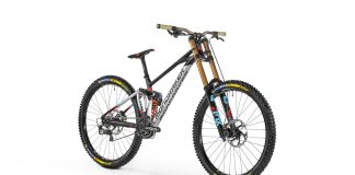 Mondraker Summum RR MY21 - cover