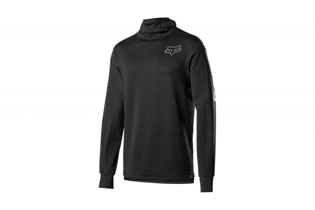 Fox Defend Thermo Hooded Jersey 01