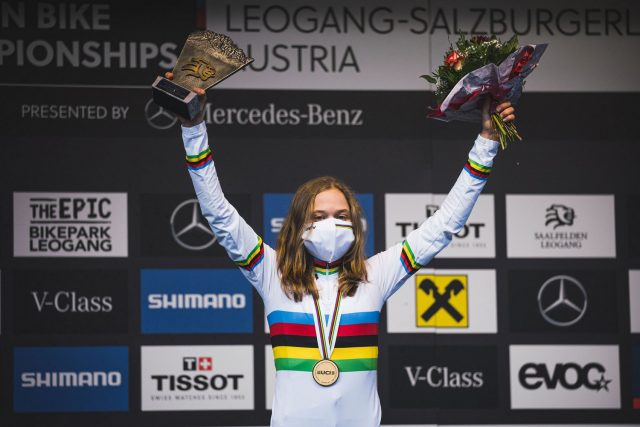Mondiali MTB 2020 Leogang - Junior 01