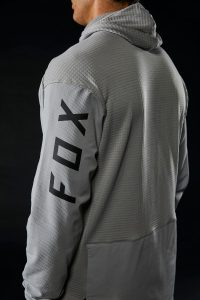 Fox Defend Thermo Hooded Jersey 02