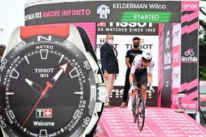 Giro d'Italia una bella gallery della crono