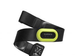 La fascia toracica Garmin HRM Pro, infallibile e soprattutto multisport. Perfetta da usare di corsa, in bici e anche in piscina o nuoto in acque libere