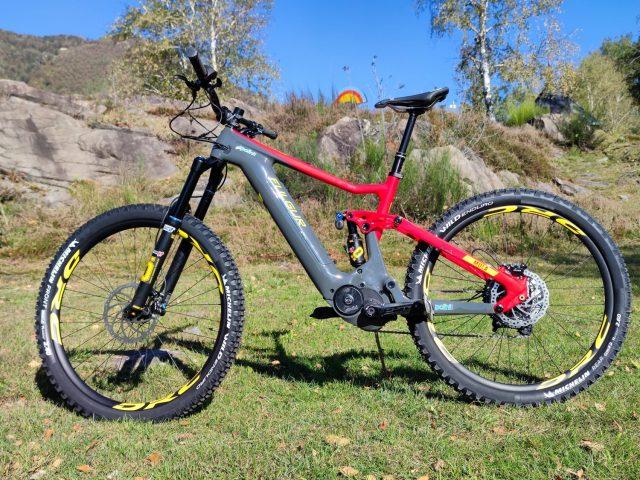 Fulgur Mula - bici