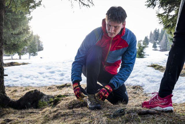 Con la nuova La Sportiva Jackal GTX correre sulla neve sarà uno scherzo da ragazzi grazie alla membrana GORE-TEX Invisible Fit
