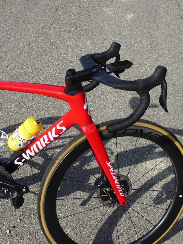 prova bici specialized road
