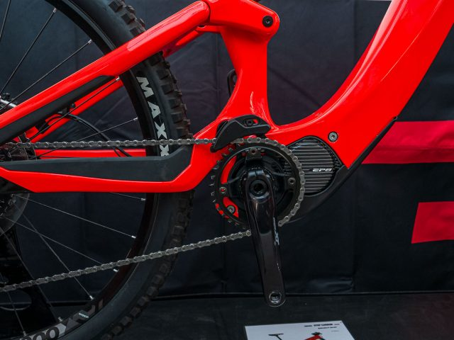 BH Xtep Carbon MY21 - motore