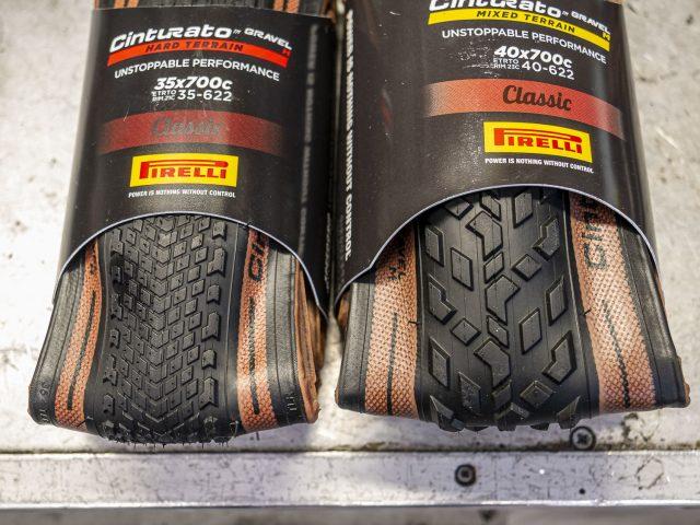 Pirelli Cinturato Gravel H & M