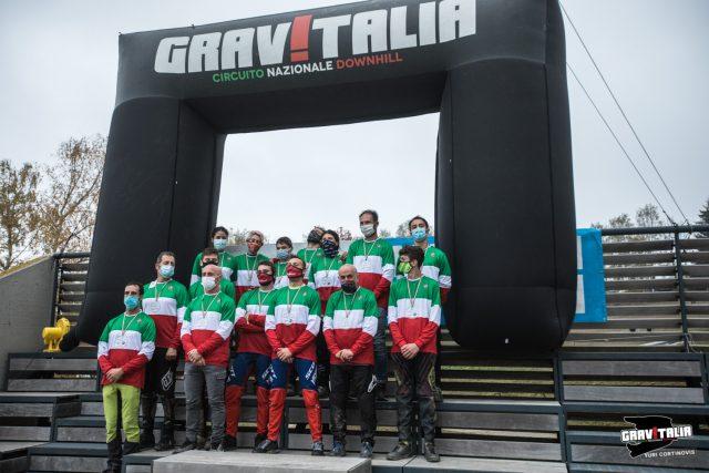 Campionato Italiano DH 2020 - maglie tricolori