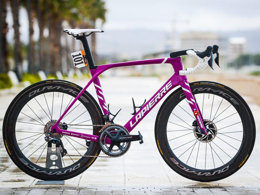 Lapierre Aircode DRS ecco la bici di Demare