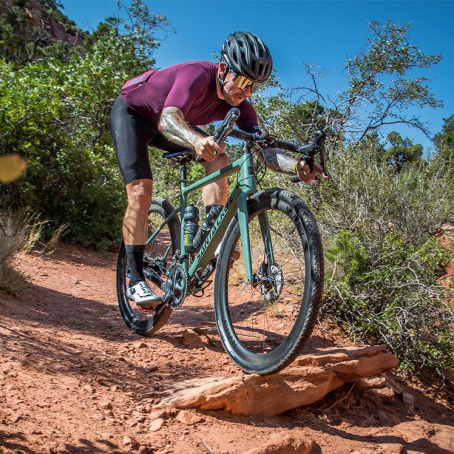 Crank Brothers Highline XC/Gravel - action