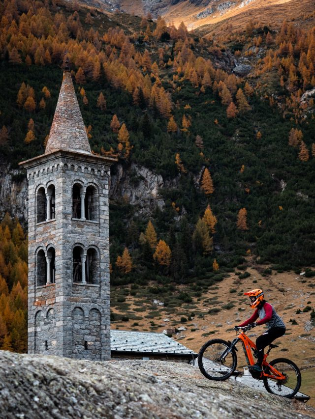 Fall without Falling photogallery ode al riding autunnale - 10