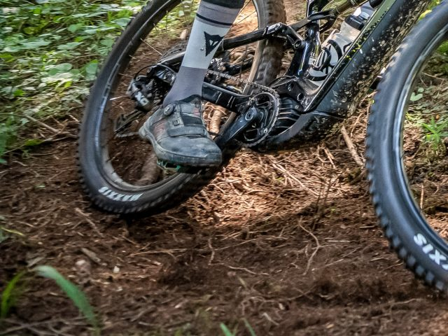 Cannondale Moterra Neo - action 01