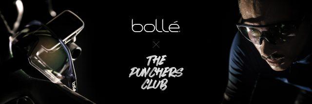 Bollé é partner di The Punchers Club e-cycling