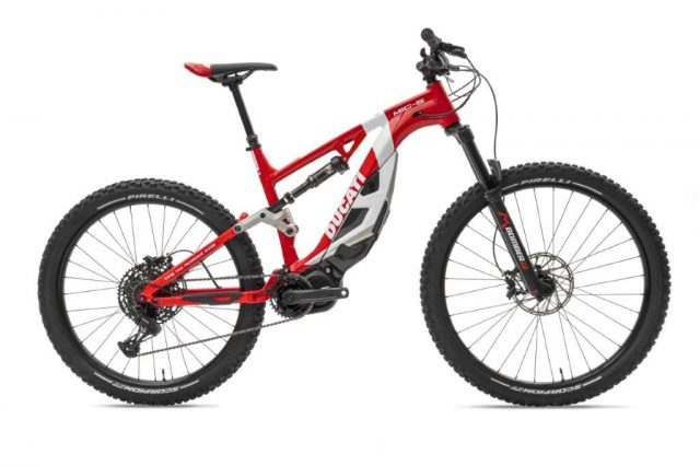 Ducati Mig-S - bike