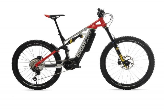 Ducati TK-01RR - bike