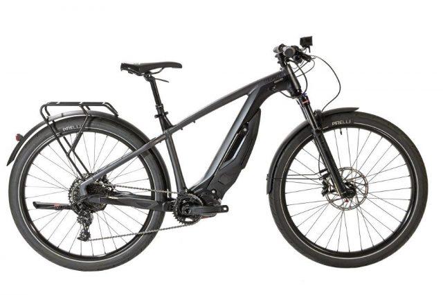 Ducati e-Scrambler - bike