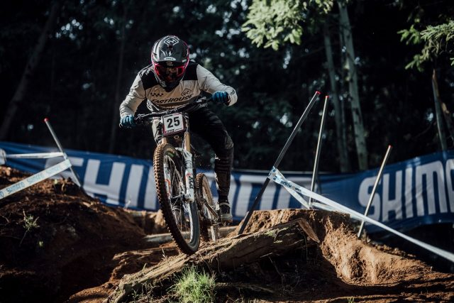 World Cup DH Lousa - Jamie Edmondson