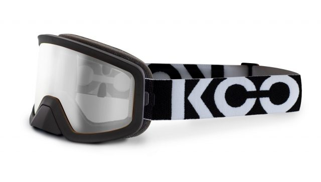 Koo Edge - black clear mirror