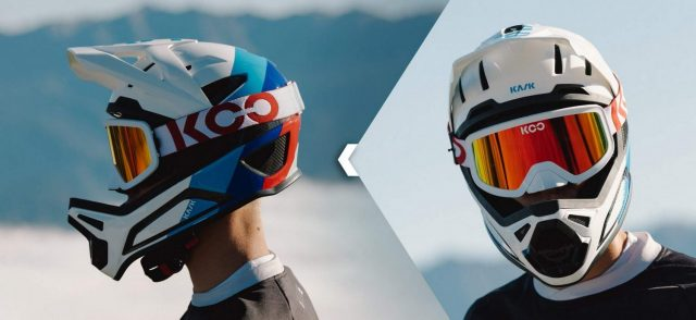 Kask Defender & Koo Edge - 01