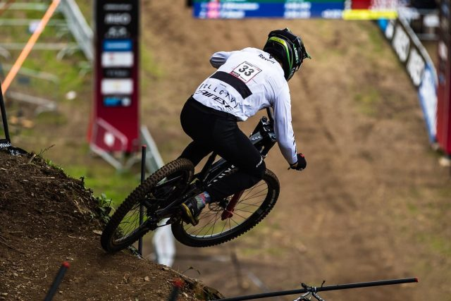 World Cup DH Lousa - Loris Revelli