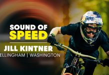Sound of Speed - Jill Kintner - cover