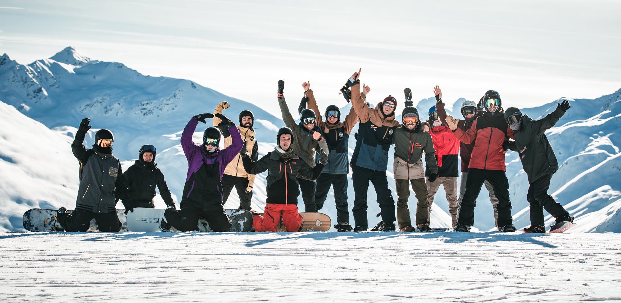 snowboard camp livigno 2021