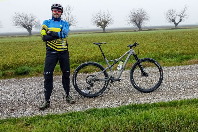 Test Cannondale Scalpel Carbon SE 1 - bici e biker