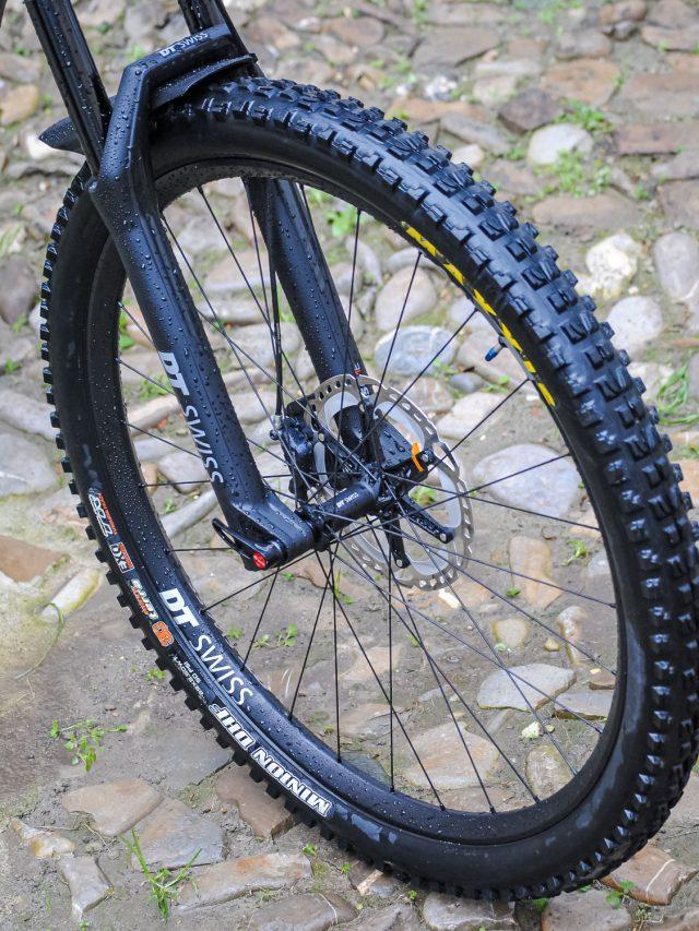 DT Swiss EX 1700 Spline - test 02