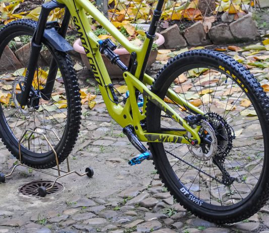 DT Swiss EX 1700 Spline - test 01