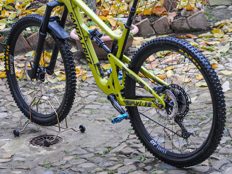 DT Swiss EX 1700 Spline - test 01