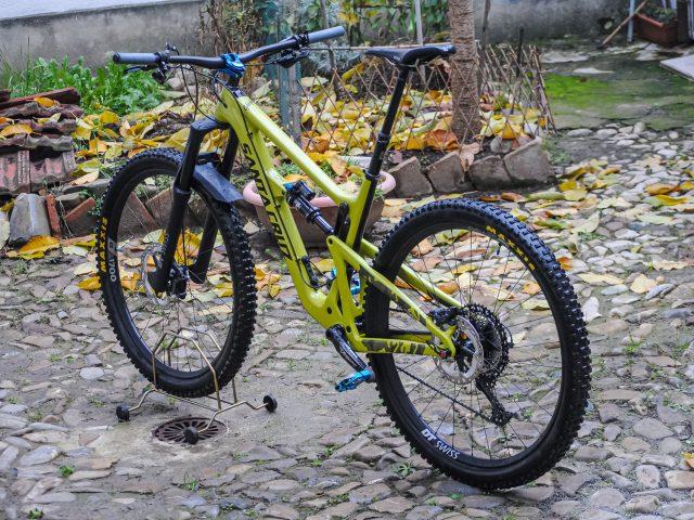 DT Swiss EX 1700 Spline - bici